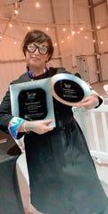 Olivia Binn Ostrow won Best Dessert at the 2018 Big Taste of Martin County.