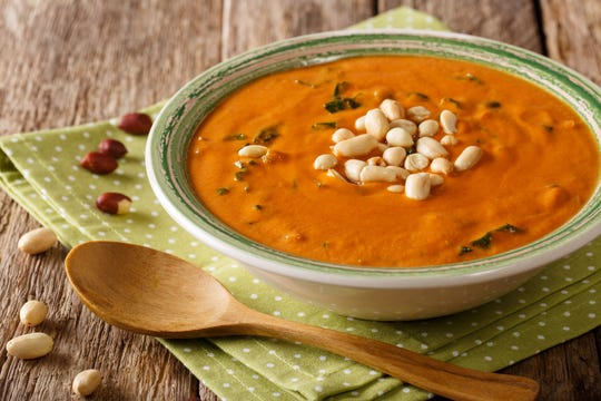 This West African Peanut Soup brings together a list of superfoods that are essential to vibrant health.