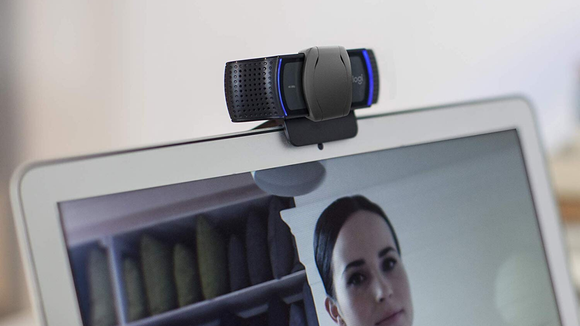 A good webcam is necessary for video conferencing.
