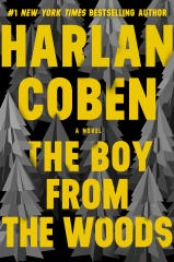 """""""The Boy from the Woods,"""" by Harlan Coben."""