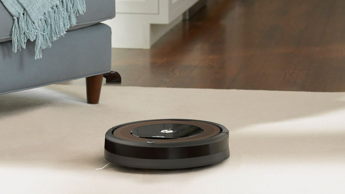 iRobot Roomba 890 deal: Save big on this best-selling robot vacuum today  only