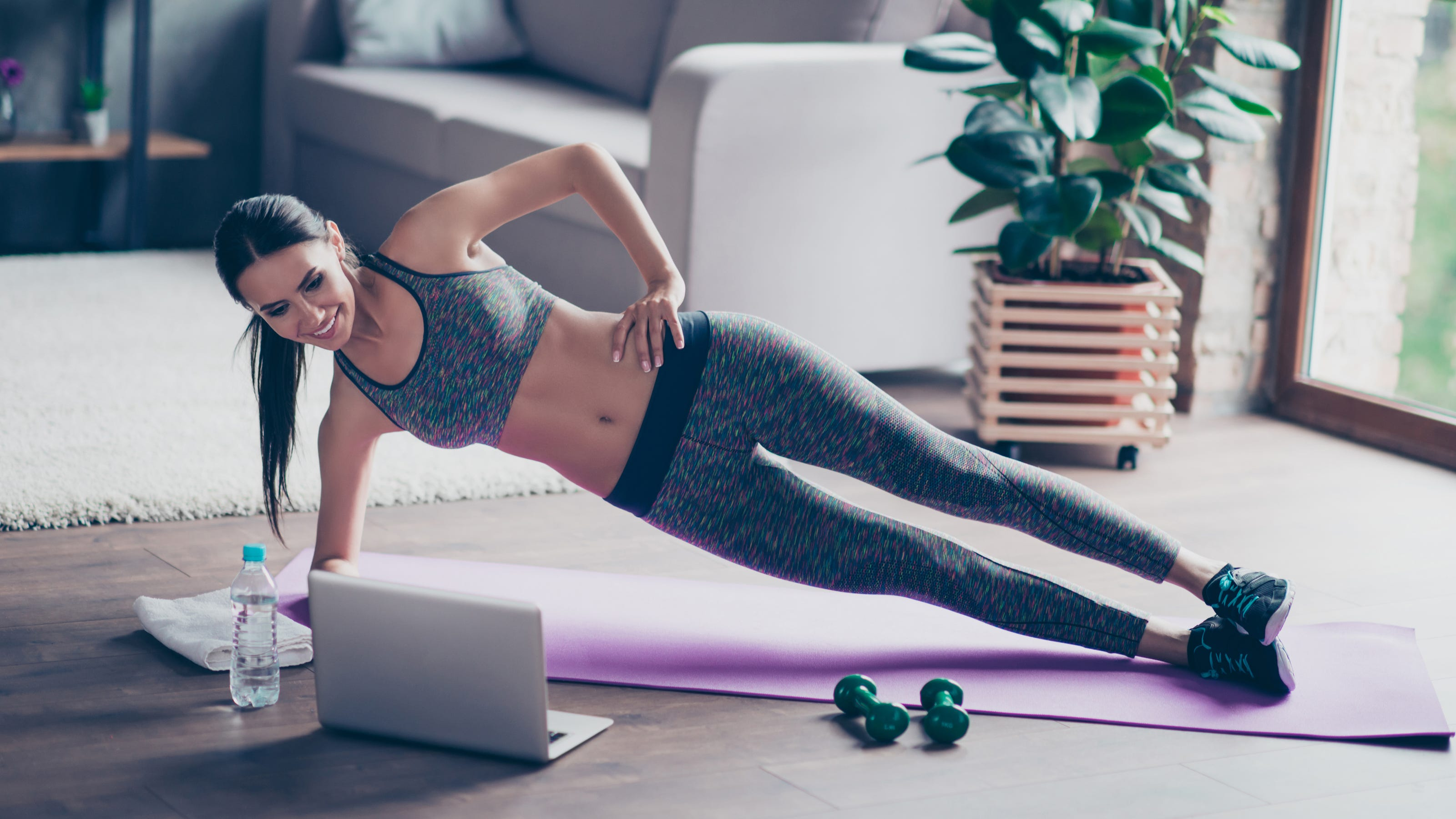 Virtual At Home Workouts Keep Gyms Connected To Clients
