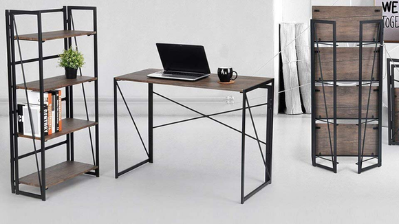 A good desk can put you into work-mode.