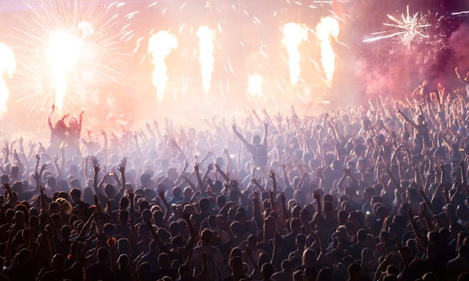 Live Nation, one of the world's largest producers of live entertainment, recommended all large-scale music events stop through March amid the coronavirus outbreak.