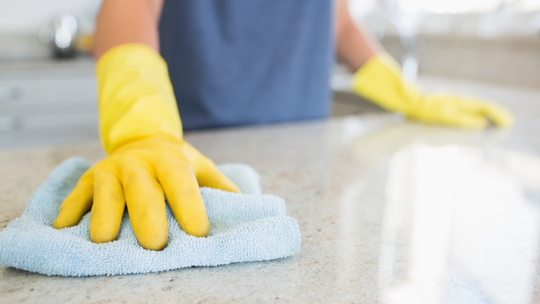 Coronavirus can live on surfaces for 3 days—here's what you can do to keep things clean