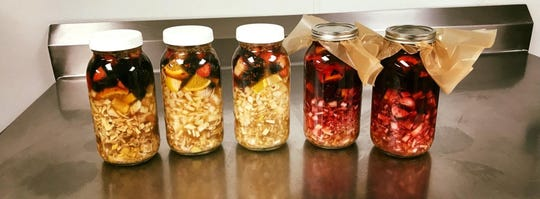 Fire cider is a staple of herbal medicine made from