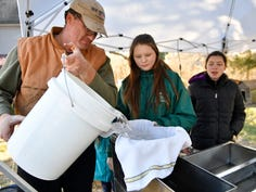 The Vogel family talks about making maple syrup on their South Jersey farm.