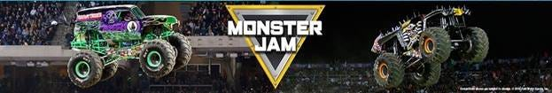 Monster Jam will be presented on Saturday, June 13, at MetLife Stadium in East Rutherford.