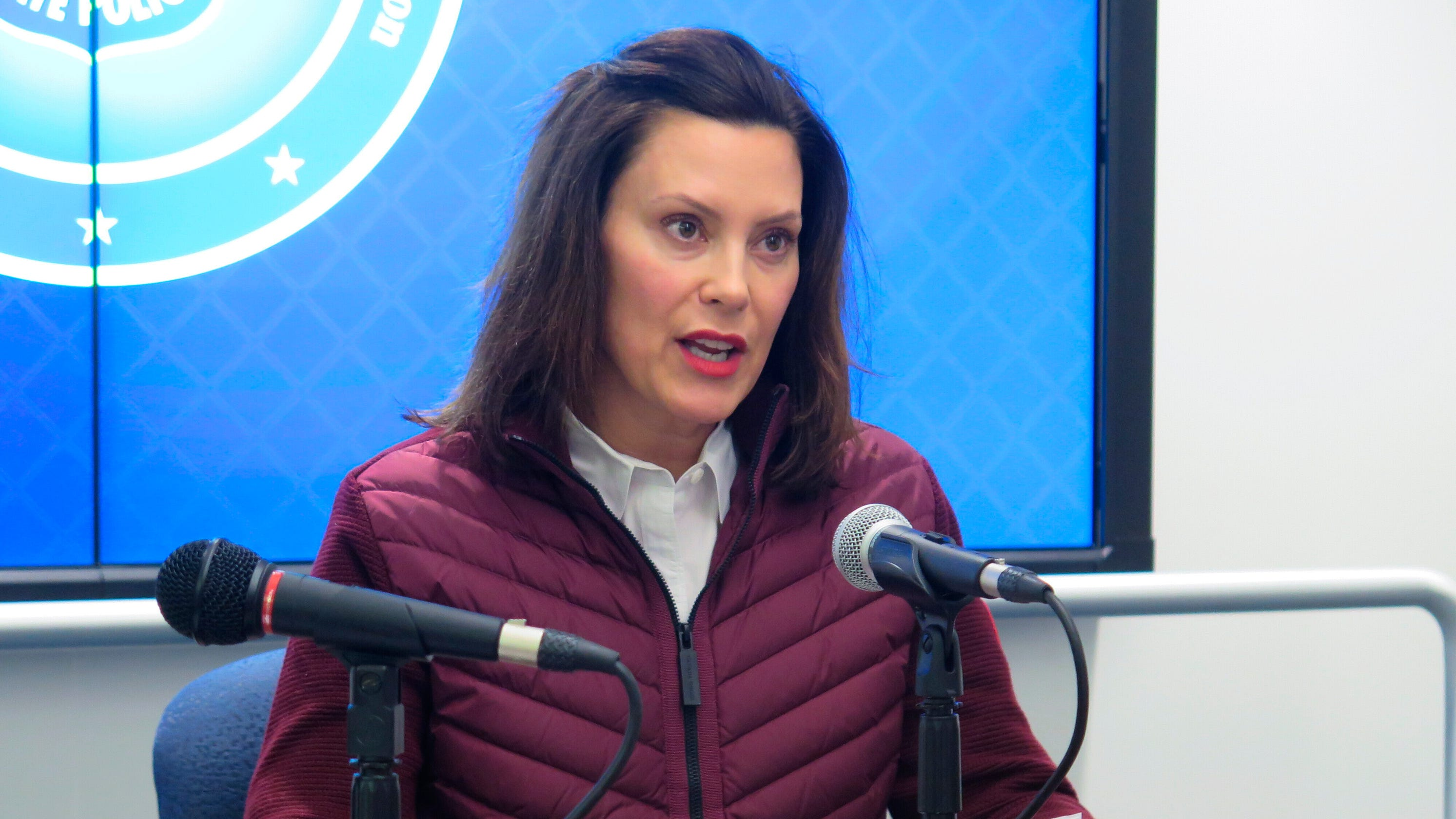 Watch live: Gov. Whitmer expected to issue 'stay at home ...