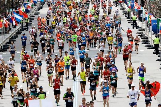 The Boston Marathon will take place Sept. 14.