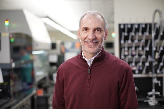 Duane Newton is director of the clinical microbiology laboratory in the Department of Pathology at Michigan Medicine, the University of Michigan health system.