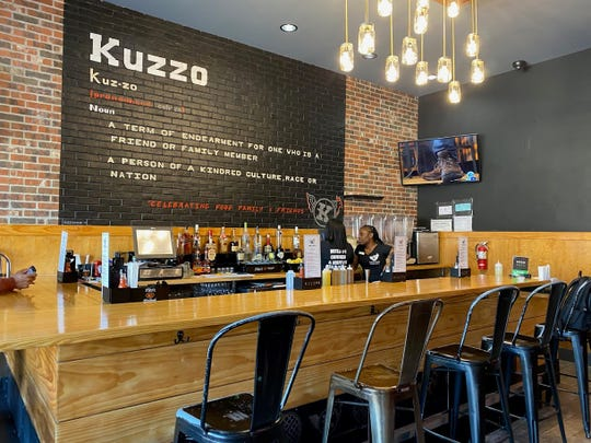 Kuzzo's Chicken and Waffles reopens Saturday in Detroit.