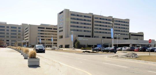 Beaumont Hospital in Royal Oak