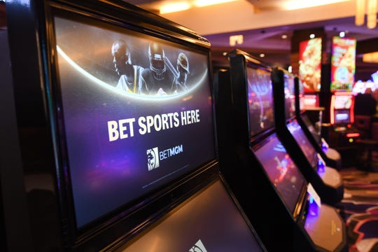 Sports betting has come to a halt at MGM Grand Detroit, as the sports world is pretty much completely suspended.