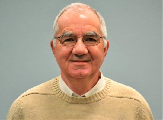 Al Schreiber, 2020 Oconto City Council candidate.