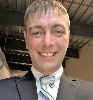 John Fredenburgh, 2020 Suring Village Trustee candidate.