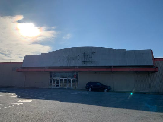 The former location of the Mauldin Kmart is pictured on March 12, 2020. A Bintime store is planned to open here in April.