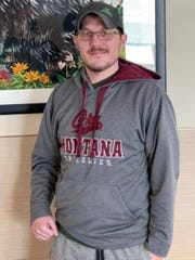 Wade Palmer continues receiving physical and occupational therapy.