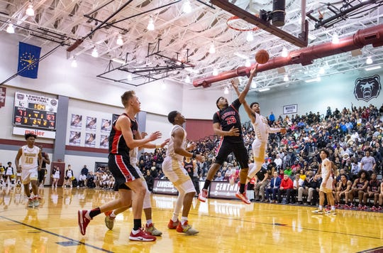 The IHSAA postponed the 2020 state basketball tournament on Friday after days of insisting it would still try to play.