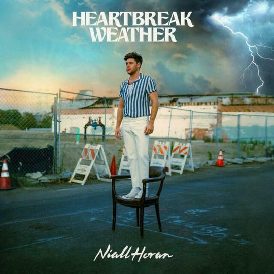 """Heartbreak Weather"" by Niall Horan"
