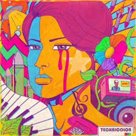 """Technicolor"" by Sweet Lizzy Project"