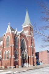 St. Anne's Catcholic Church, 612 Wabash Ave., Friday, Feb. 14, 2020 in Lafayette.