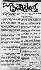 From the January 16, 1926 Lancaster Gazette.