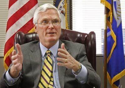 Jefferson County Attorney  Mike O'Connell