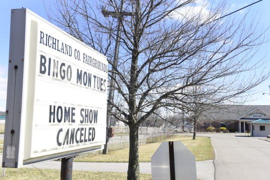 The 2020 Mid Ohio Home Show at the Richland County Fairgrounds has been canceled due to COVID-19.