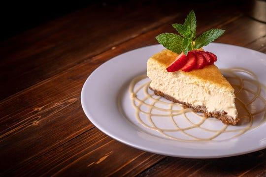 Napa Cafe's Sweet Buttermilk Pie