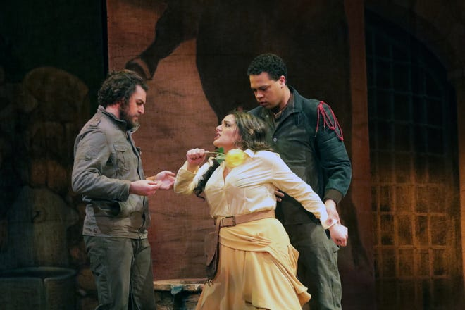 "Florentine Opera is making a video recording of ""The Tragedy of Carmen"" for ticketholders to watch online."