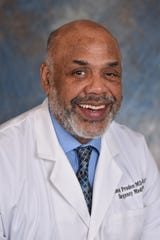 Dr. James Pruden of St. Joseph's Medical Center in Paterson