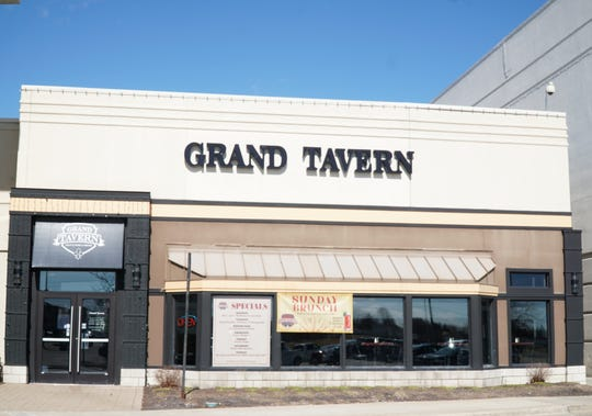 Grand Tavern pub at Livonia's Laurel Park Place.