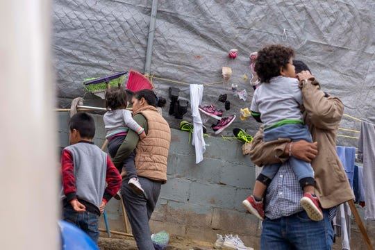 Tijuana has 17 shelters housing migrants and shares the busiest border crossing in the world. Officials are preparing in case the new coronavirus hits.