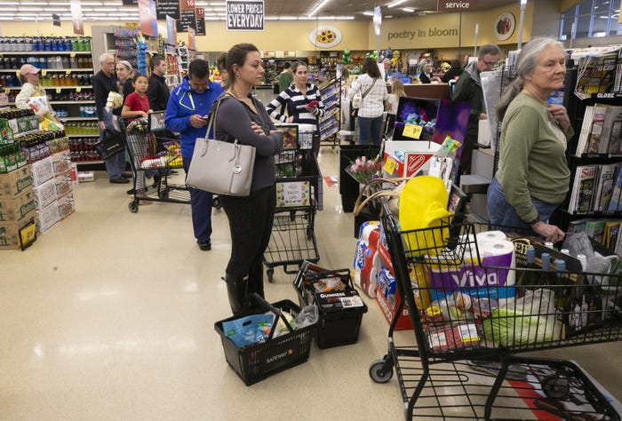 Stores offer shopping time for vulnerable customers amid coronavirus: Aldi, Walmart, Costco and more