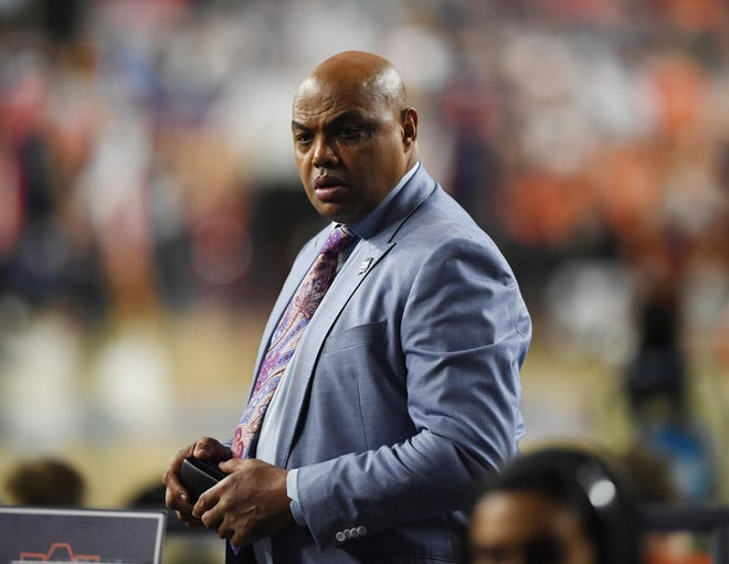 Former Phoenix Sun Charles Barkley announced Thursday that he is self-quarantining and awaiting coronavirus test results.