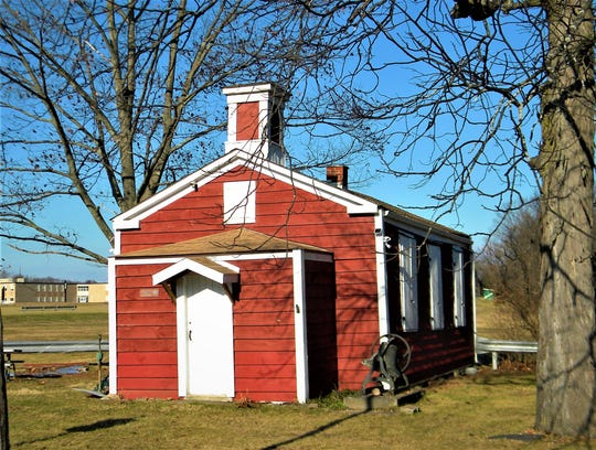 The Town of Hyde Park's 1845 Union Corners Schoolhouse, which operated through 1907 was relocated during the early 1970s to the grounds of the North Park Elementary School on Route 9G. The school provided education for students in grades 1 through 8, with a single teacher.