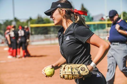 Southern Utah University softball.