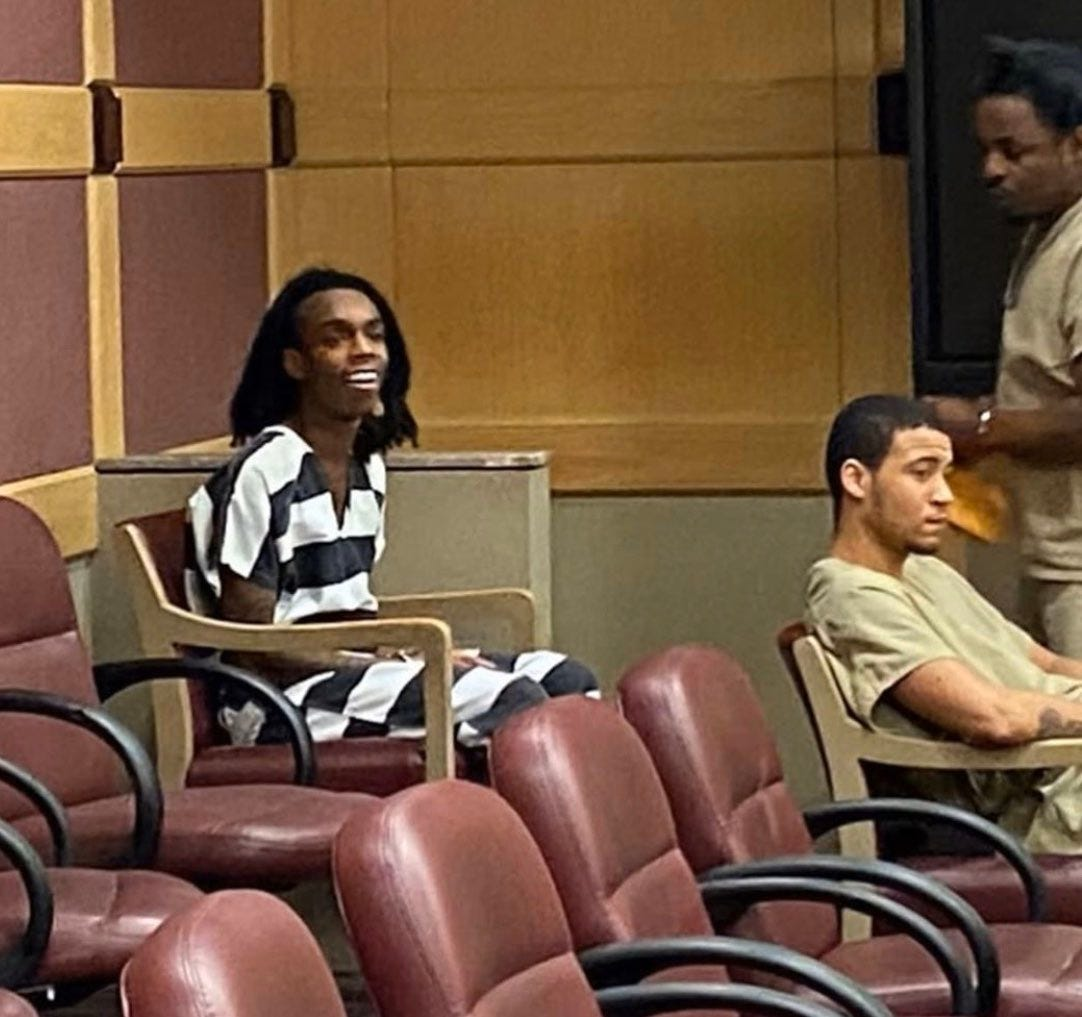 Versace On My Sneaks And Covid 19 In Jail Gifford Rap Star Ynw Melly S Life Behind Bars