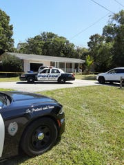 Vero Beach police detectives and crime scene investigators went to a home in the 1400 block of 27th Ave after the body of 29-year-old woman was found Friday 13, 2020, a police official said.