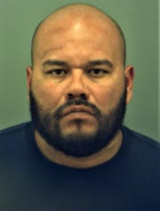 Armando Cortez: age: 39; height: 5 feet, 10 inches; weight: 190 pounds; features: brown hair, brown eyes; charge: assault family or household member with a previous conviction