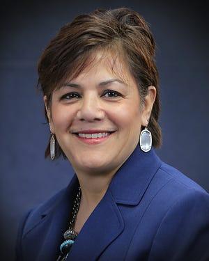 Fabens Independent School District Superintendent Veronica Vijil