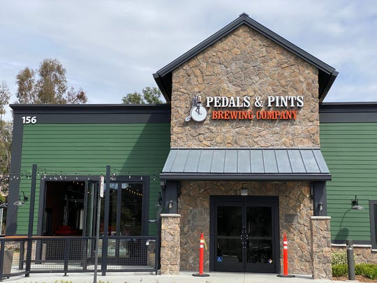 Pedals & Pints Brewing Co. is located at a former Red Lobster restaurant at 156 W. Hillcrest Drive in Thousand Oaks.