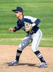 Redwood High baseball player Lee Trevino is the Times-Delta prep athlete of the week.