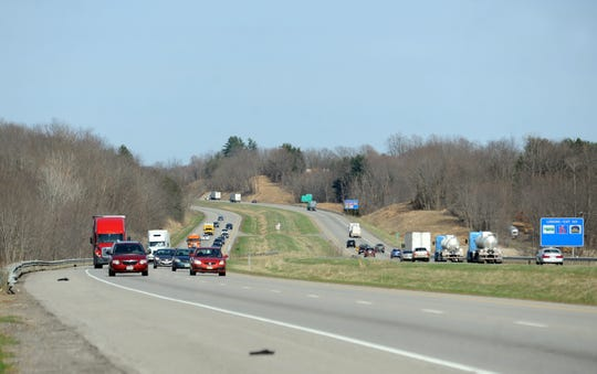 The Ohio Department of Transportation will be paving both lanes of Interstate 70 from the Adamsville exit to the Norwich exit east of Zanesville as part of the summer road construction season.