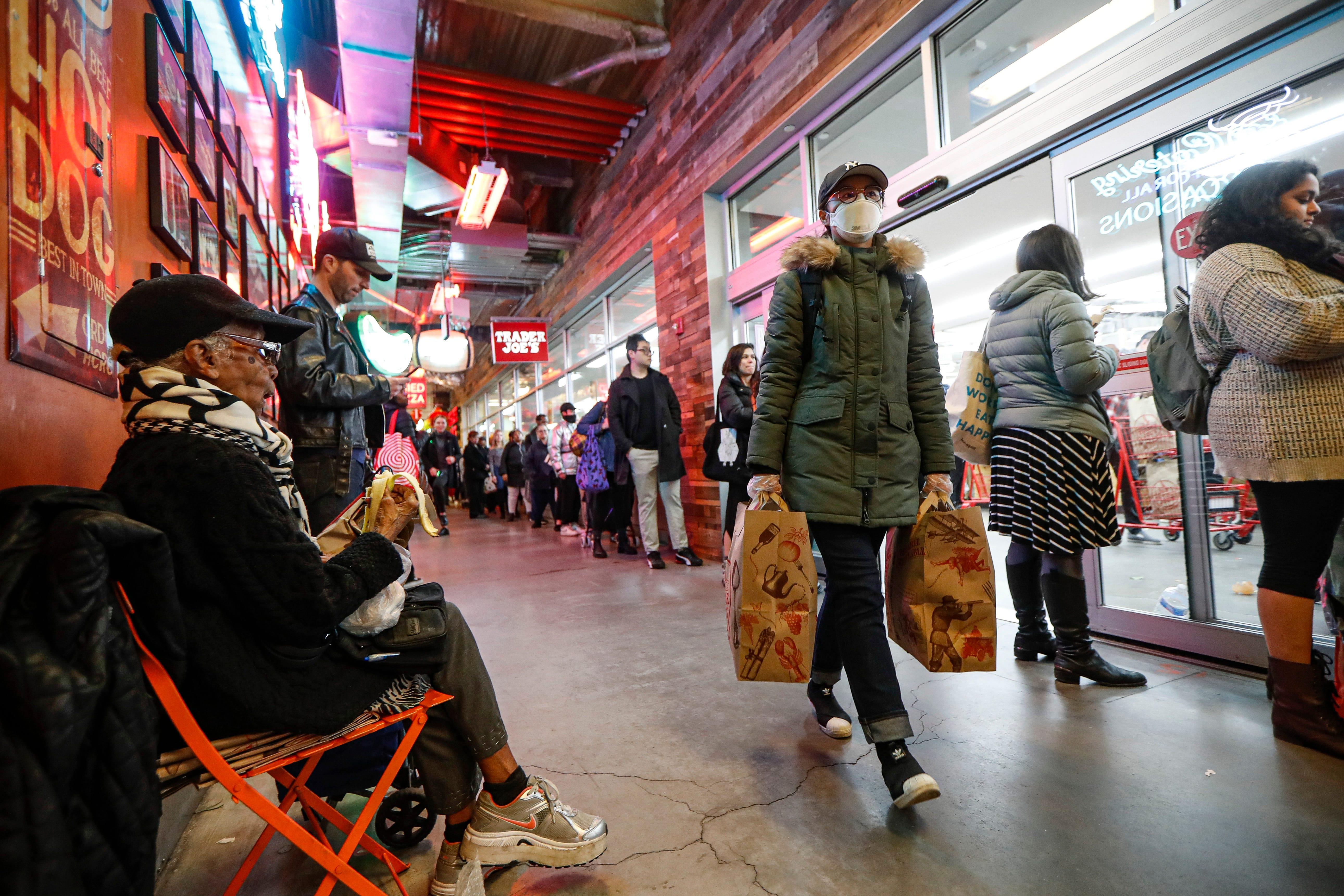 Trader Joe s and Walgreens add senior shopping hours