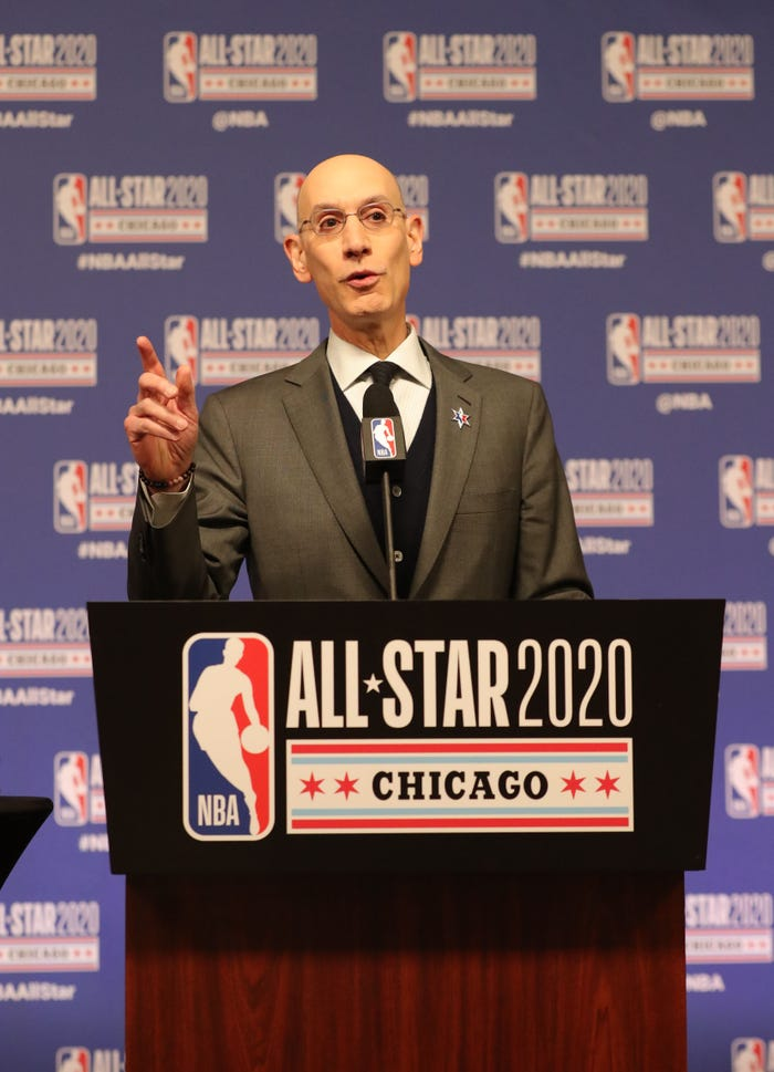 Why the NBA is reportedly telling teams not to test players for COVID-19