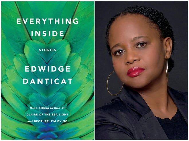 """Everything Inside,"" by author Edwidge Danticat, has won the National Book Critics Circle award for fiction."