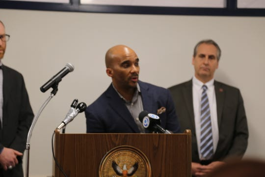 Ithaca City School District supperintendent Luvelle Brown announced meals will be available for all students during the coronavirus pandemic.