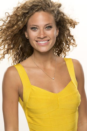 """Knoxville native Amber Borzotra, seen here in a promo image from her appearance on the CBS reality show """"Big Brother,"""" is back to compete on a new season of MTV's """"The Challenge."""" Borzotra won the previous season of """"The Challenge"""" and its $450,000 prize."""